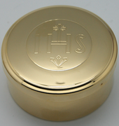 Large Pyx, Priest Host Size