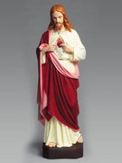 Indoor/Outdoor Church Statue, SH Jesus 130cm