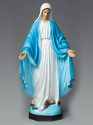 Indoor/Outdoor Church Statue, Miraculous 130cm