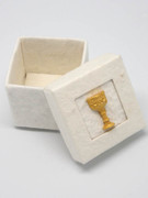 Communion Gift : Paper Finish Jewellery or Rosary Box(BOXC115)