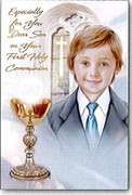 Communion Cards (each): Son