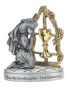 Communion Metal Statue: Granddaughter (CF303)