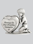 Communion Figurine: Boy