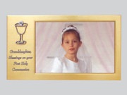Communion Message Frame: Granddaughter