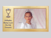 Communion Message Frame: Goddaughter
