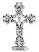 Filigree Standing Cross: Communion