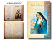 Mini Lives of Saints: LAdy of Sorrows