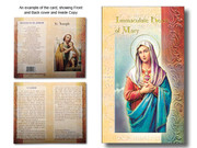 Mini Lives of Saints: Immaculate Heart Mary (LF5254)