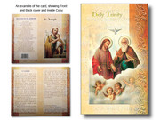 Mini Lives of Saints: Holy Trinity