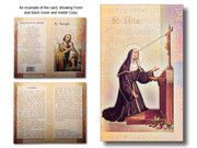 Mini Lives of Saints: St Rita (LF5532)