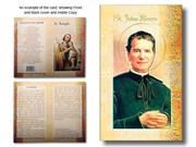 Mini Lives of Saints: St John Bosco (LF5468)