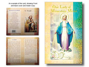 Mini Lives of Saints: Our Lady of Miraculous Medal