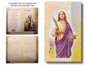 Mini Lives of Saints: St Lucy