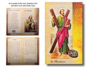 Mini Lives of Saints: St Andrew