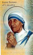 Mini Lives of Saints: St Teresa of Calcutta (LF5576)