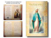 Mini Lives of Saints: Our Lady of Grace