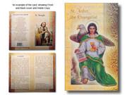 Mini Lives of Saints: St John Evangelist