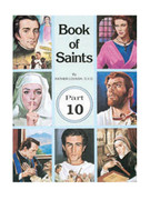 Childrens Book (StJPB): #506 Book of Siants 10