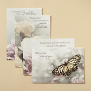 Boxed Cards Birthday Touch of Colour (CB37363)