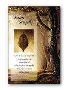 Packet Cards (6): Sympathy Tree