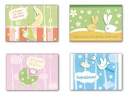 Boxed Cards (12): Baby Bundle