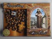 Boxed Rosary: St Francis (RX0038)