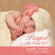 Gift Book: Prayers for My Baby Girl