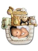 Noah's Ark Baby Frame