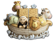 Noah's Ark Book Ends