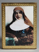 Wall Plaque: Wood: Mary MacKillop Small