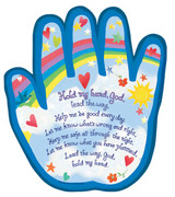 Wall Plaque: Hold My Hand