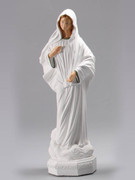 Indoor/Outdoor Statue: Our Lady Medjugorje 30cm