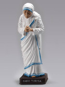 Indoor/Outdoor Statue, Mother Teresa 35cm