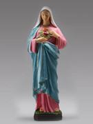 Indoor/Outdoor Statue: Sacred Heart Mary 60cm