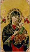 TJP Holy Card: Our Lady Perpetual Help