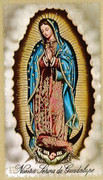 TJP Holy Card: Our Lady of Guadalupe