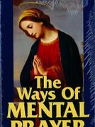 Book: Ways of Mental Prayer