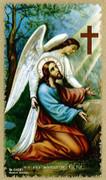 TJP Holy Card: Cross In My Pocket