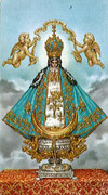 TJP Holy Card: Our Lady of San Juan