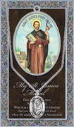 Pewter Medal: St James Apostle