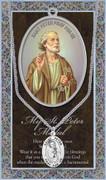 Pewter Medal: St Peter