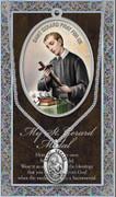 Pewter Medal: St Gerard