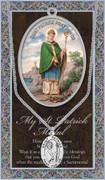 Pewter Medal: St Patrick