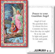 Holy Cards: 700 SERIES: Guardian Angel