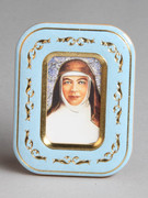 Standing Plaque: St Mary MacKillop (blue)