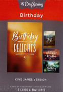 Boxed Cards(12) Birthday (CB60937)