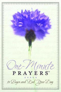 Book: One Minute Prayers Begin &amp; End Day