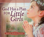 Book: God Has Plan Little Girls