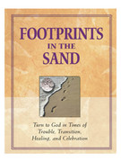 Prayer Book: Footprints in the Sand