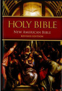 Bible: Holy Bible Paperback- NAB Revised Ed